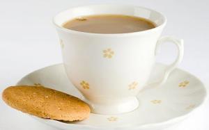 te med kaka